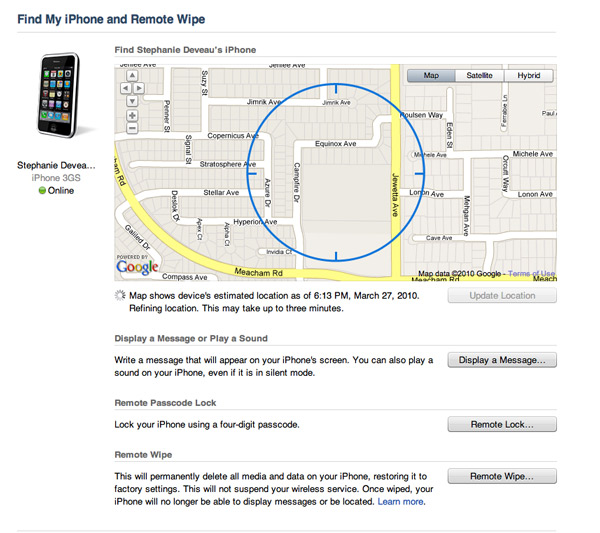 Findthephone